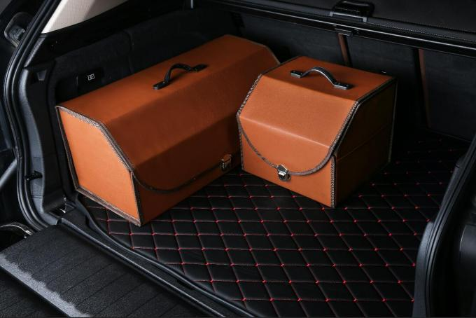 Organizer Foldable Waterproof Storage Auto Car Trunk Outdoor Camping Travel Box