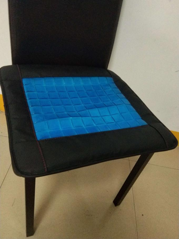 Multi Function Auto Driver Seat Gel Driving Cushion Square Design Orthopedic Seat Cushion